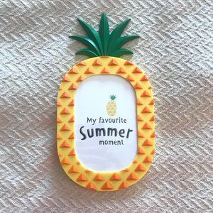 Flying Tiger pineapple picture frame